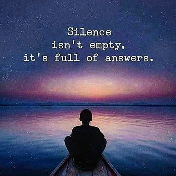 Morgendliche Meditation